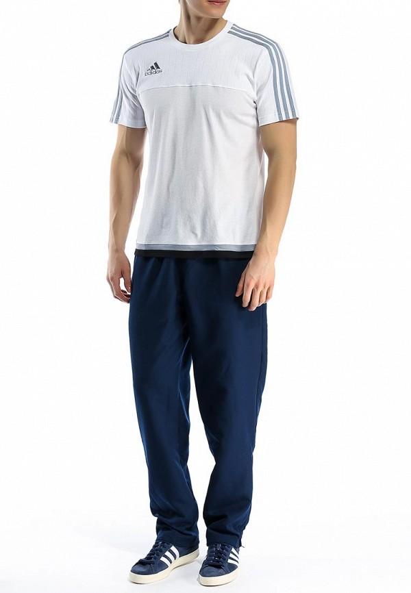 Мужские спортивные брюки Adidas Performance (Адидас Перфоманс) AA1664: изображение 3