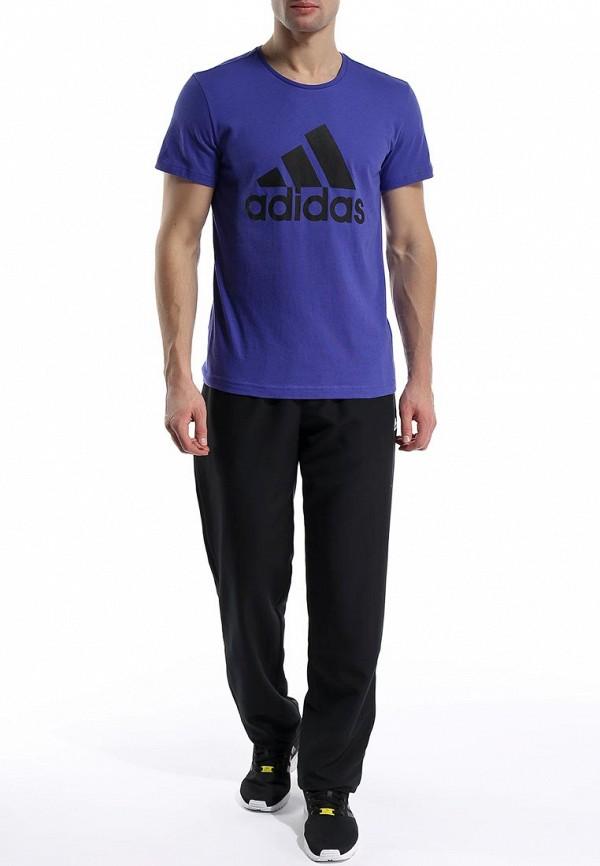 Мужские спортивные брюки Adidas Performance (Адидас Перфоманс) AA1665: изображение 3