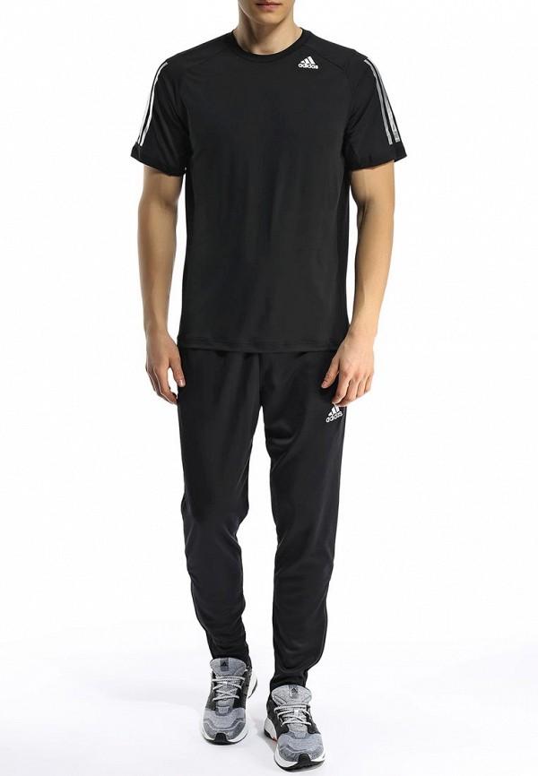 Мужские спортивные брюки Adidas Performance (Адидас Перфоманс) M35339: изображение 3
