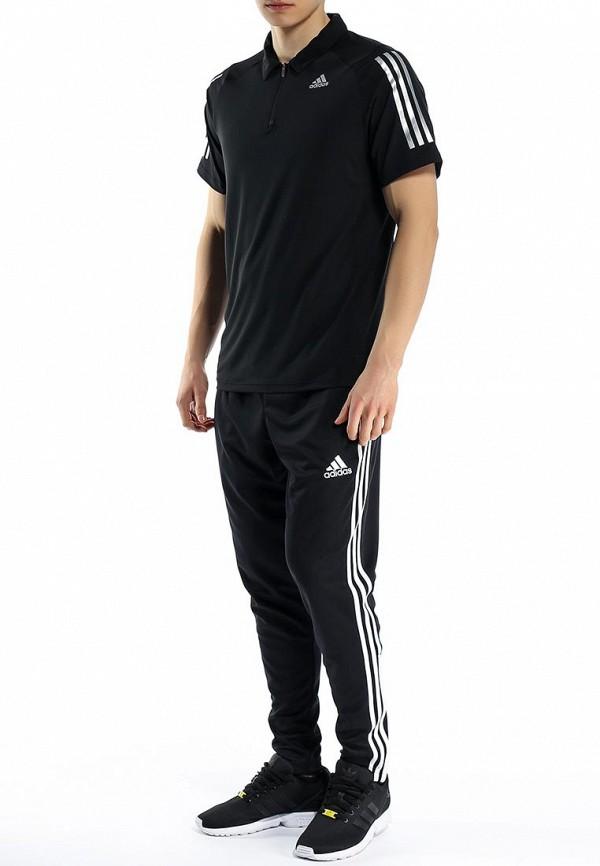 Мужские спортивные брюки Adidas Performance (Адидас Перфоманс) M64032: изображение 3