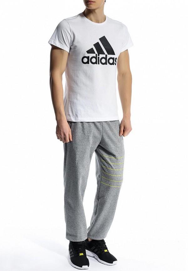 Мужские спортивные брюки Adidas Performance (Адидас Перфоманс) S08866: изображение 3