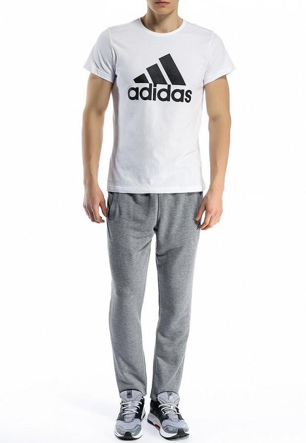 Мужские спортивные брюки Adidas Performance (Адидас Перфоманс) S12899: изображение 3