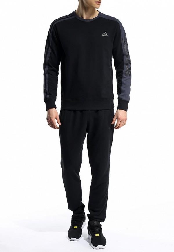 Мужские спортивные брюки Adidas Performance (Адидас Перфоманс) S12900: изображение 3