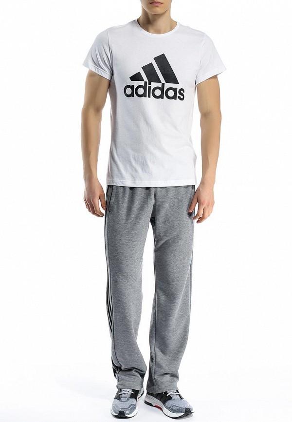 Мужские спортивные брюки Adidas Performance (Адидас Перфоманс) S17859: изображение 3