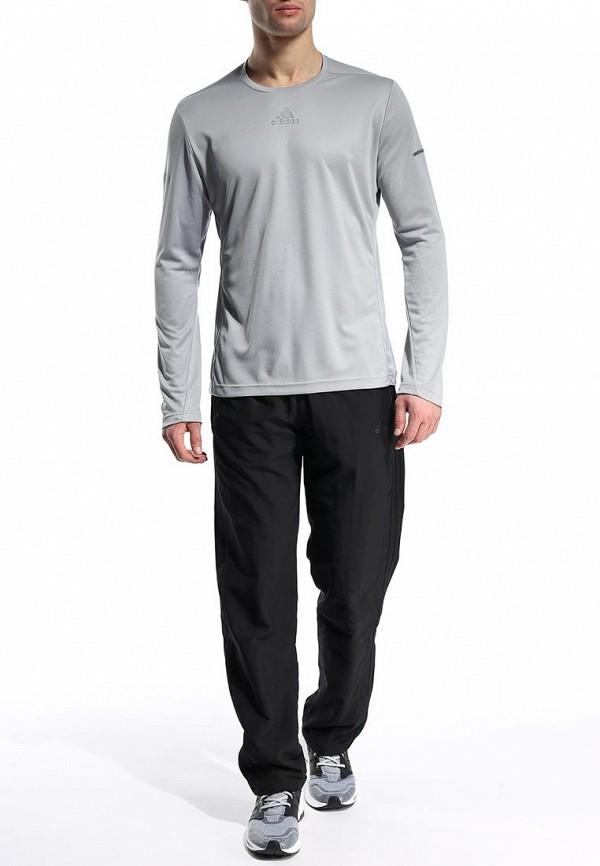 Мужские спортивные брюки Adidas Performance (Адидас Перфоманс) S17892: изображение 3