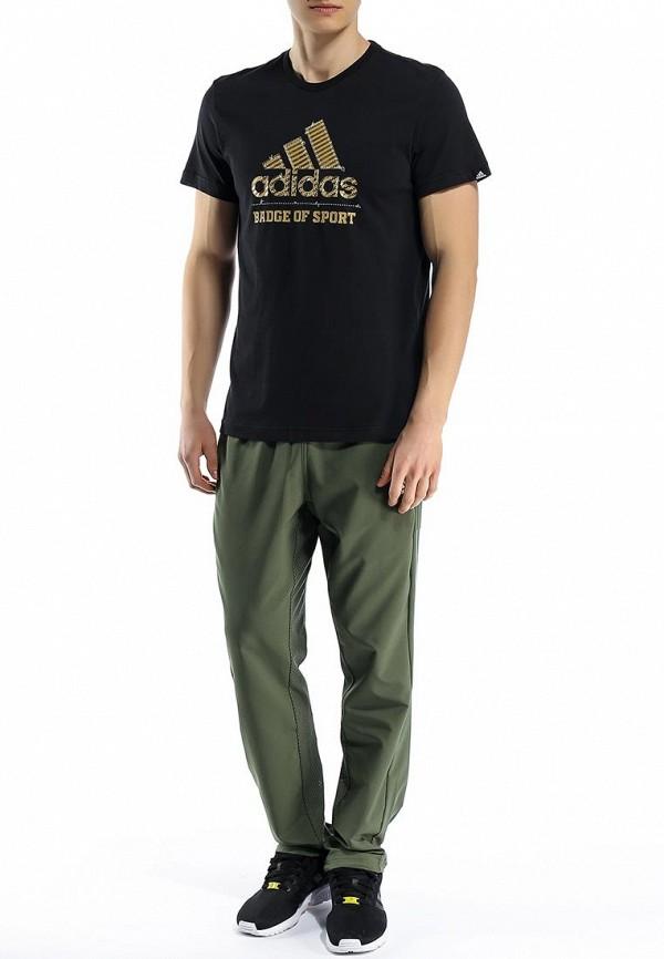 Мужские спортивные брюки Adidas Performance (Адидас Перфоманс) S18223: изображение 3