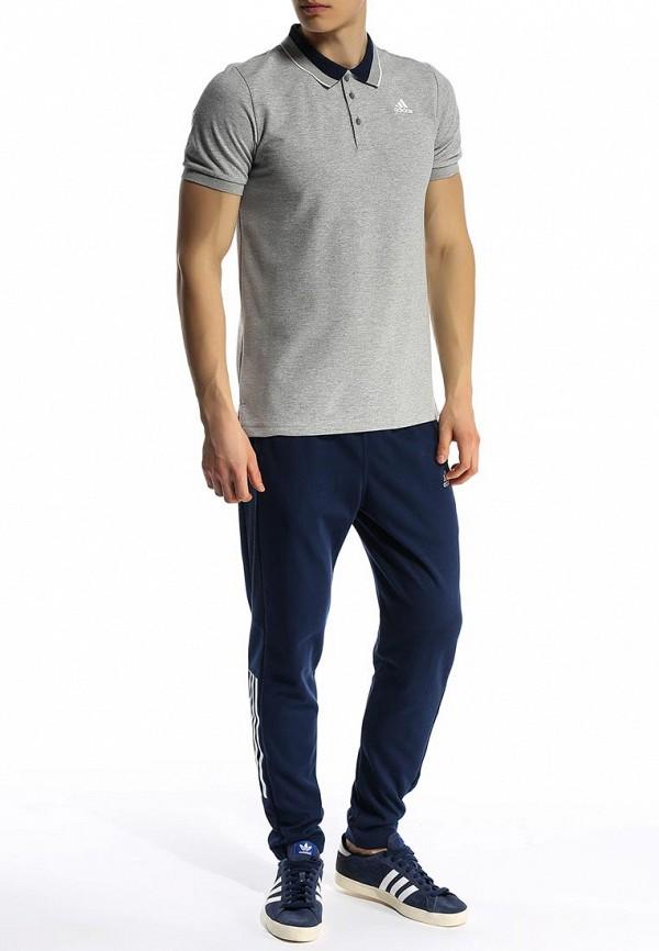 Мужские спортивные брюки Adidas Performance (Адидас Перфоманс) S20299: изображение 3
