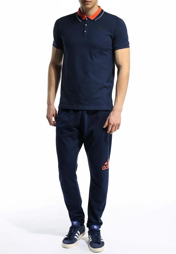 Мужские спортивные брюки Adidas Performance (Адидас Перфоманс) S21321: изображение 3