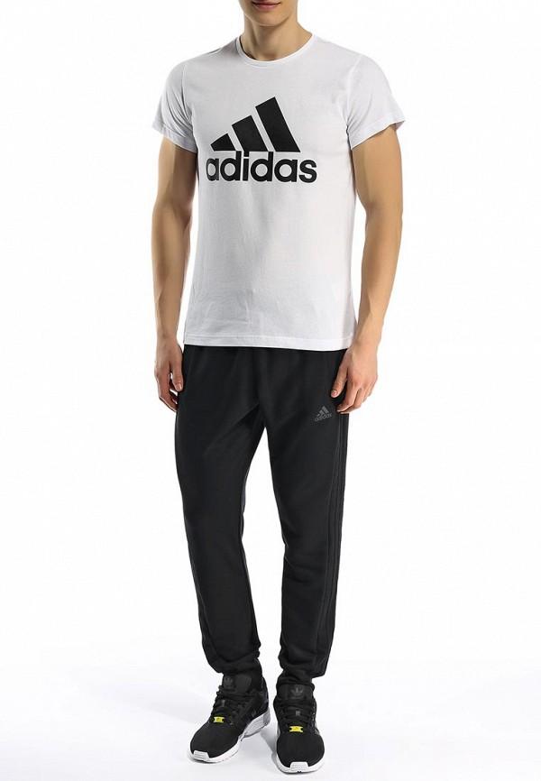 Мужские спортивные брюки Adidas Performance (Адидас Перфоманс) S21575: изображение 4