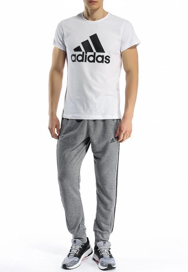 Мужские спортивные брюки Adidas Performance (Адидас Перфоманс) S21577: изображение 3