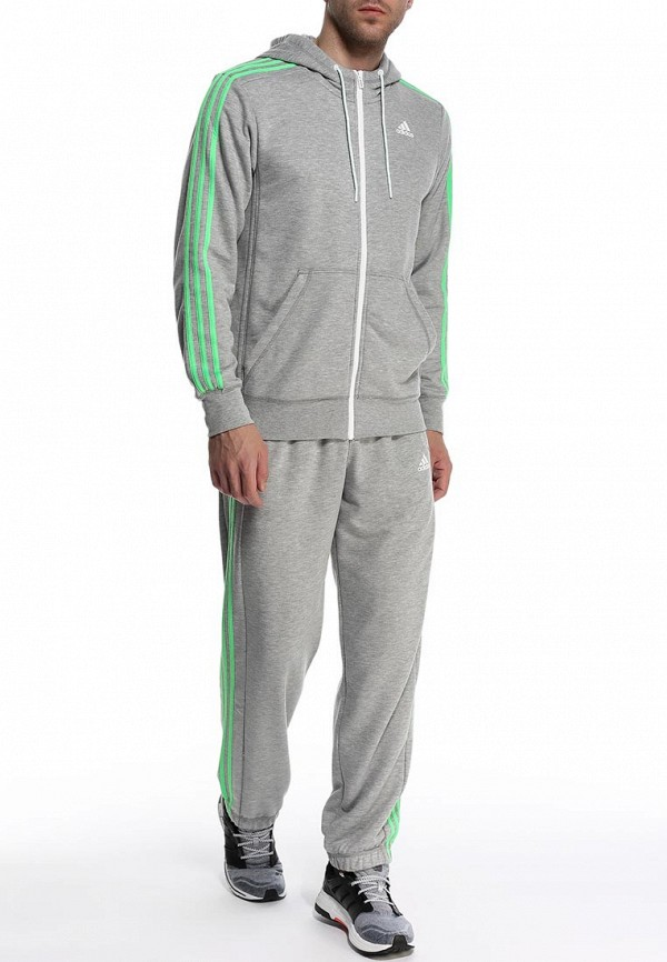 Мужские спортивные брюки Adidas Performance (Адидас Перфоманс) S21651: изображение 3