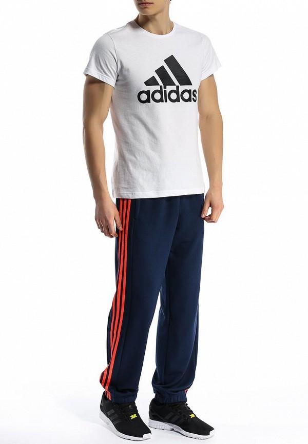 Мужские спортивные брюки Adidas Performance (Адидас Перфоманс) S21654: изображение 3