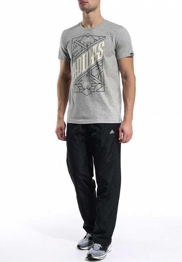Мужские спортивные брюки Adidas Performance (Адидас Перфоманс) S21930: изображение 3