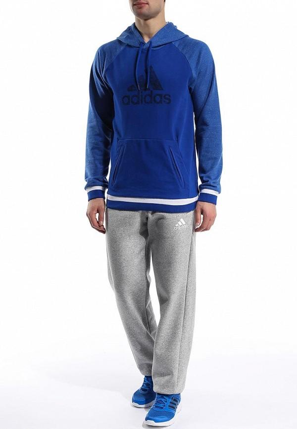 Мужские спортивные брюки Adidas Performance (Адидас Перфоманс) S22342: изображение 3