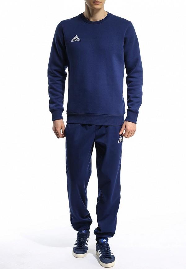 Мужские спортивные брюки Adidas Performance (Адидас Перфоманс) S22452: изображение 3