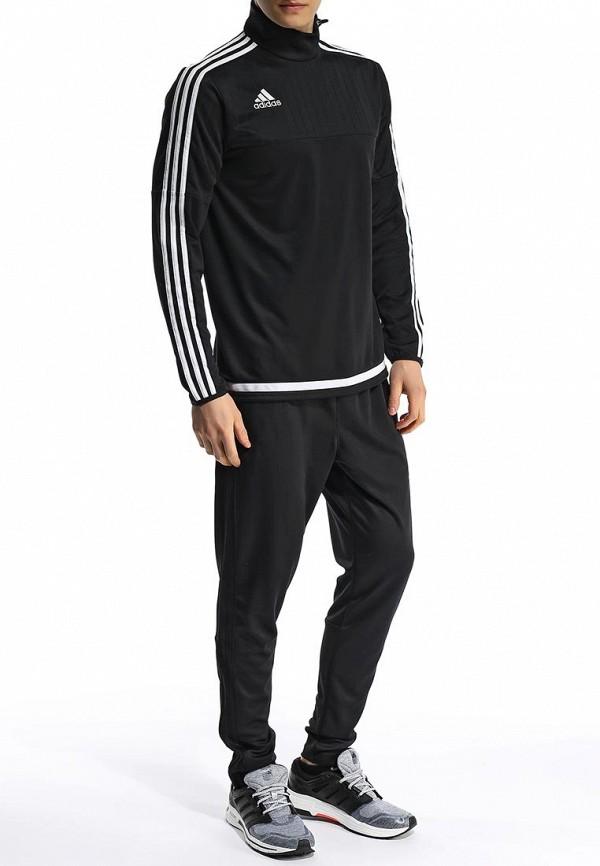 Мужские спортивные брюки Adidas Performance (Адидас Перфоманс) S30154: изображение 3