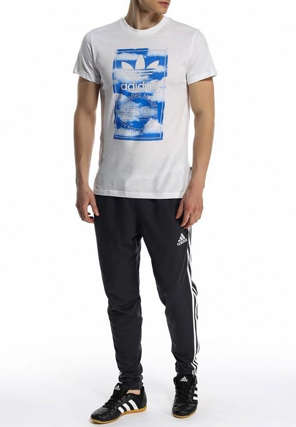 Мужские спортивные брюки Adidas Performance (Адидас Перфоманс) S30155: изображение 4