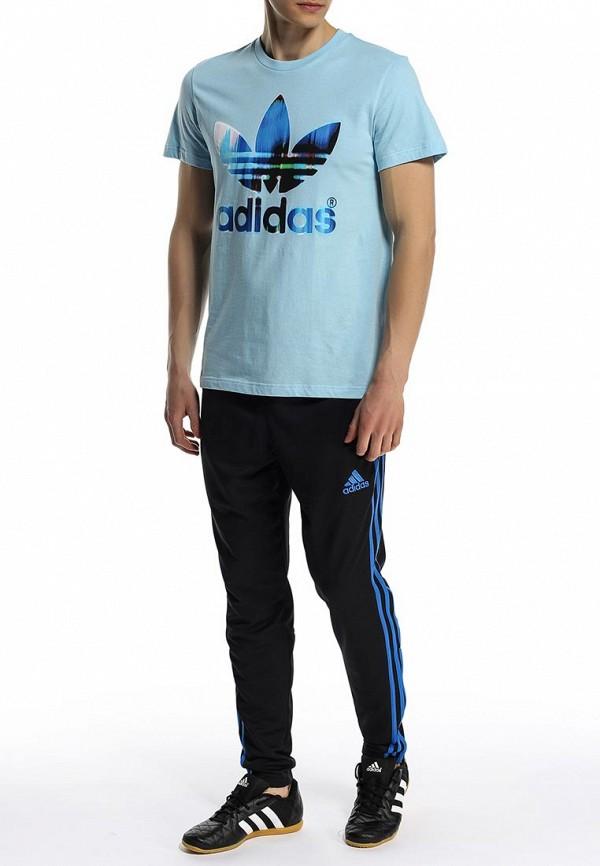 Мужские спортивные брюки Adidas Performance (Адидас Перфоманс) S30157: изображение 3