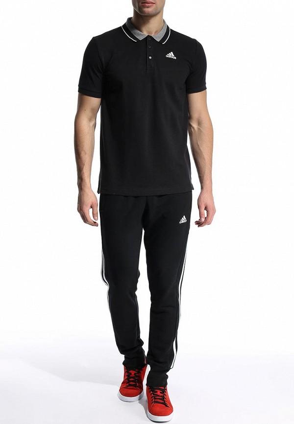 Мужские спортивные брюки Adidas Performance (Адидас Перфоманс) S87942: изображение 3