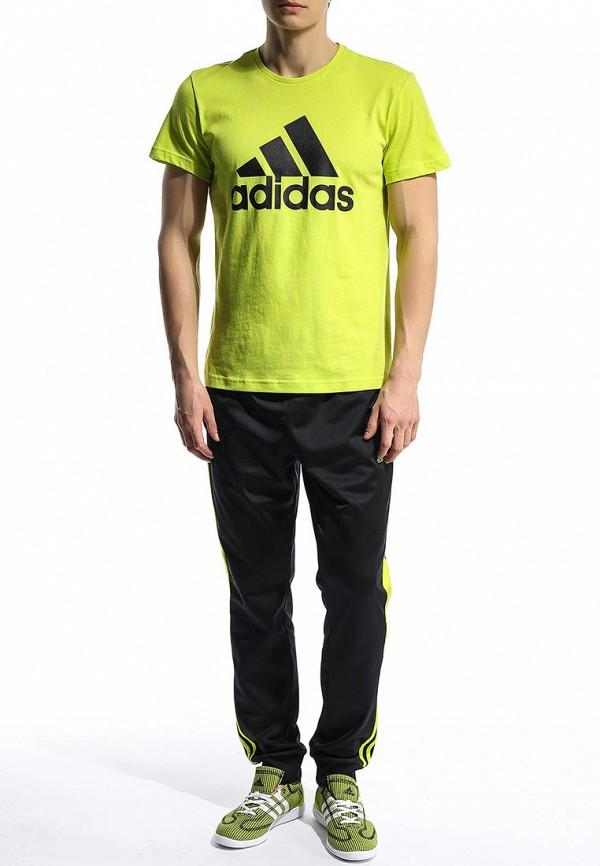 Мужские спортивные брюки Adidas Performance (Адидас Перфоманс) S90583: изображение 3