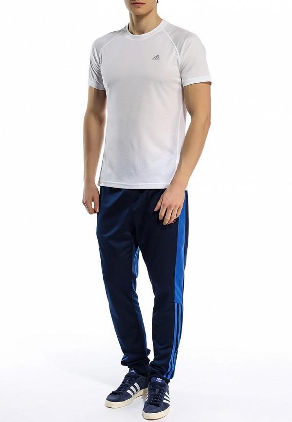 Мужские спортивные брюки Adidas Performance (Адидас Перфоманс) S90584: изображение 3
