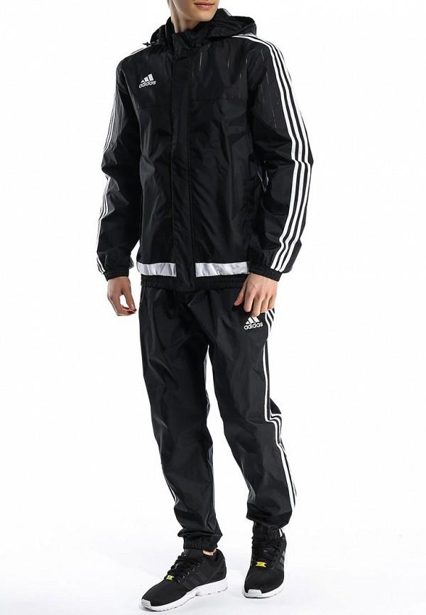 Ветровка Adidas Performance (Адидас Перфоманс) M64000: изображение 3