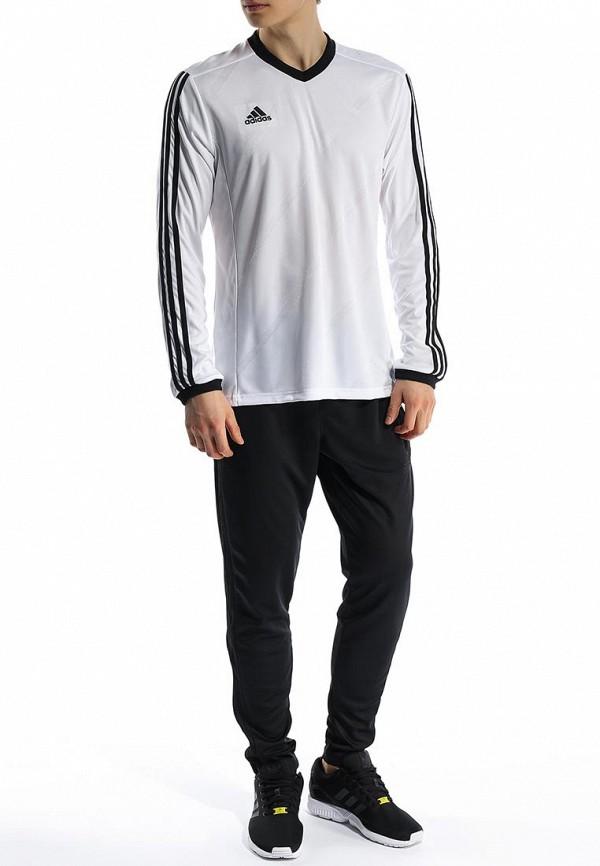 Спортивная футболка Adidas Performance (Адидас Перфоманс) F50428: изображение 4