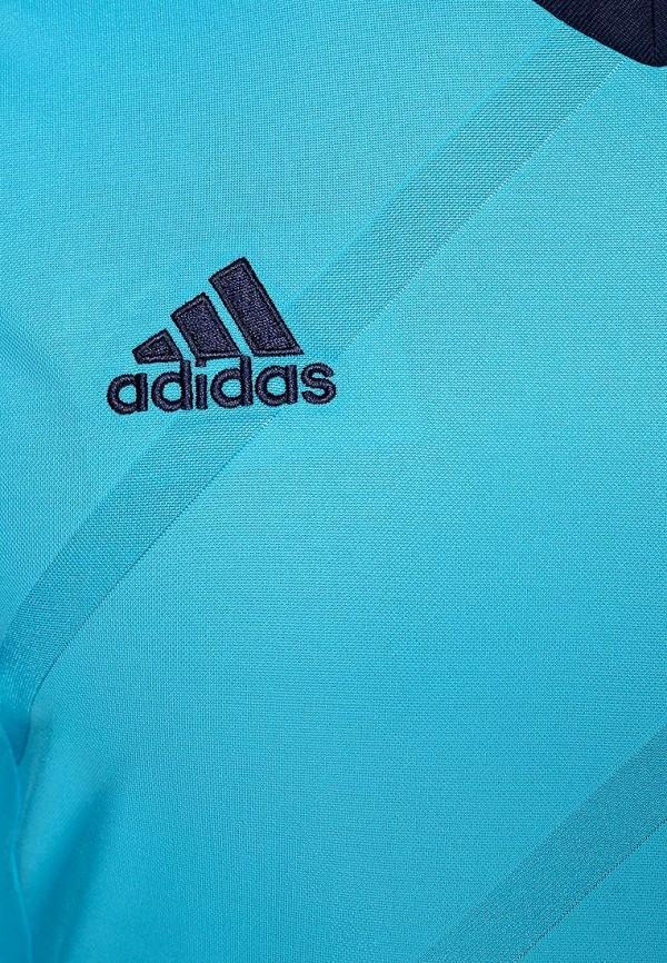Спортивная футболка Adidas Performance (Адидас Перфоманс) F50431: изображение 3