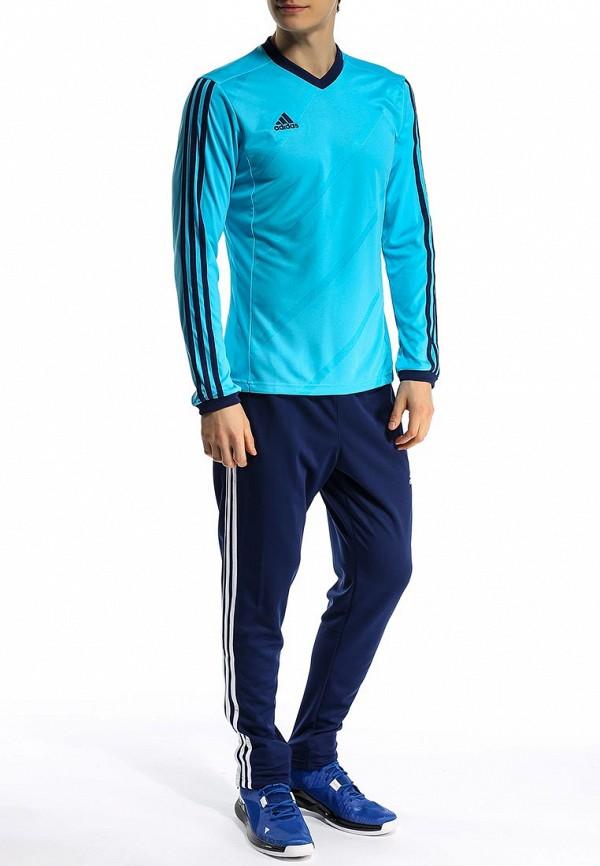 Спортивная футболка Adidas Performance (Адидас Перфоманс) F50431: изображение 4