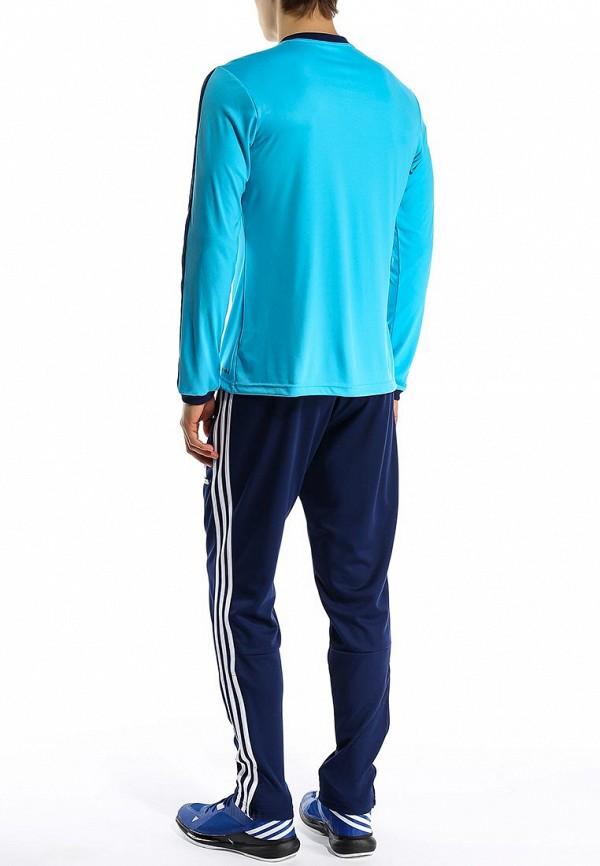 Спортивная футболка Adidas Performance (Адидас Перфоманс) F50431: изображение 5