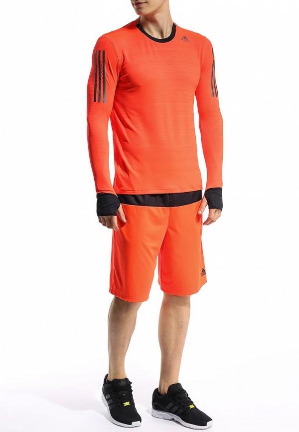 Спортивная футболка Adidas Performance (Адидас Перфоманс) S16235: изображение 3