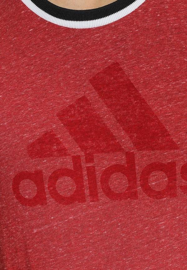 Спортивная майка Adidas Performance (Адидас Перфоманс) S18004: изображение 2