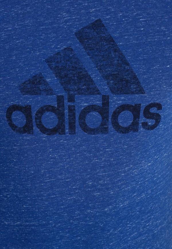 Спортивная майка Adidas Performance (Адидас Перфоманс) S18005: изображение 3
