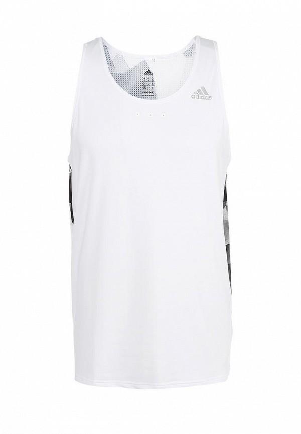 Спортивная майка Adidas Performance (Адидас Перфоманс) S18235: изображение 1