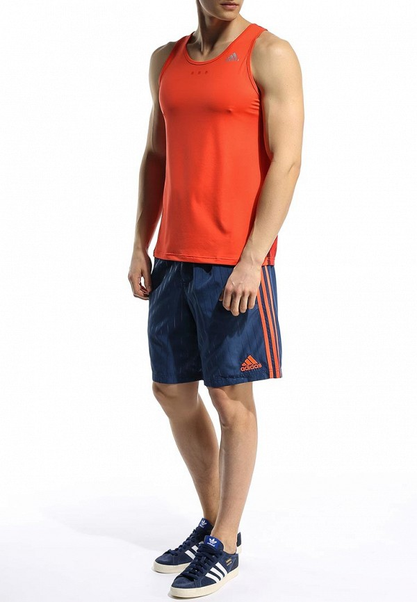 Спортивная майка Adidas Performance (Адидас Перфоманс) S18236: изображение 3