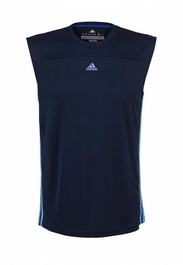 Спортивная майка Adidas Performance (Адидас Перфоманс) S19655: изображение 1
