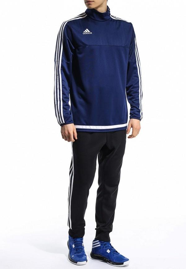 Олимпийка Adidas Performance (Адидас Перфоманс) S22337: изображение 3