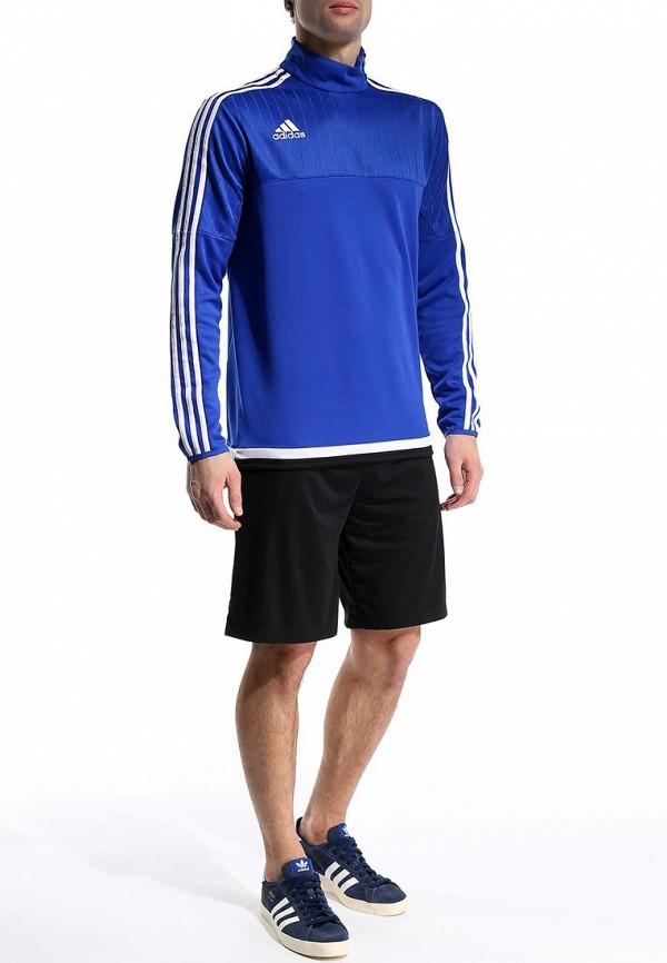 Олимпийка Adidas Performance (Адидас Перфоманс) S22338: изображение 4