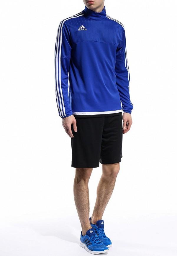 Олимпийка Adidas Performance (Адидас Перфоманс) S22338: изображение 5