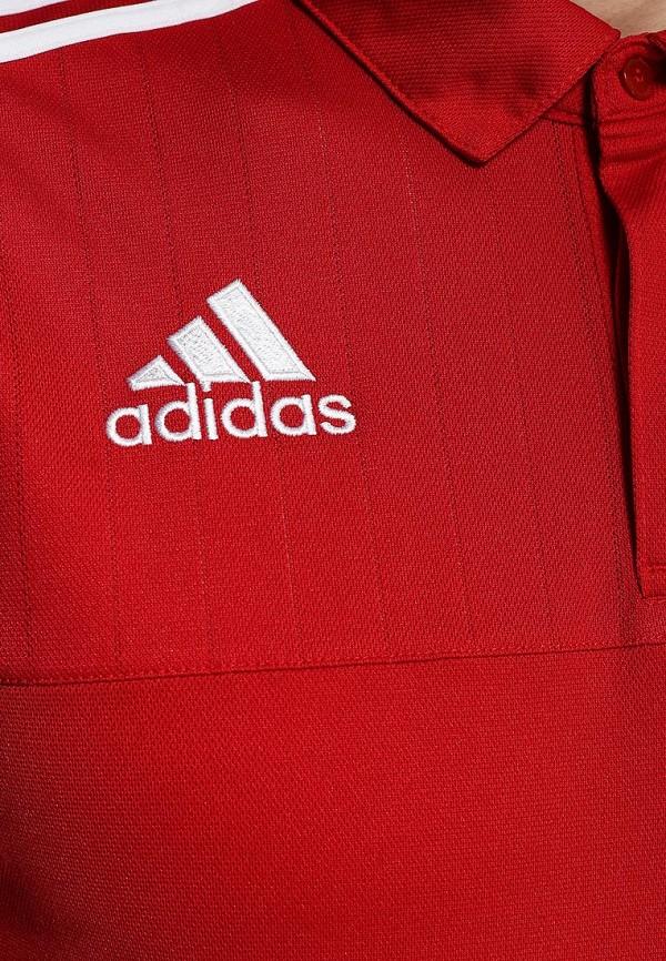 Мужские поло Adidas Performance (Адидас Перфоманс) M64024: изображение 2