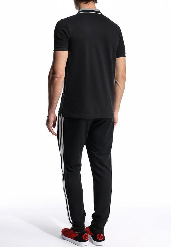 Мужские поло Adidas Performance (Адидас Перфоманс) S12329: изображение 5