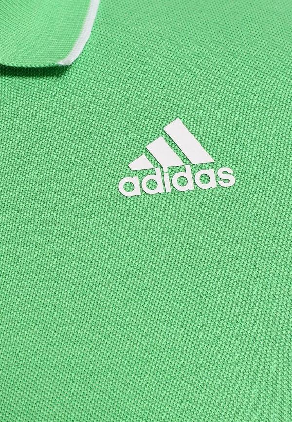 Мужские поло Adidas Performance (Адидас Перфоманс) S12330: изображение 2