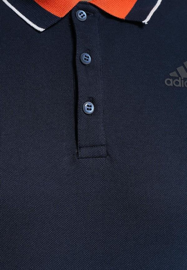 Мужские поло Adidas Performance (Адидас Перфоманс) S12884: изображение 2