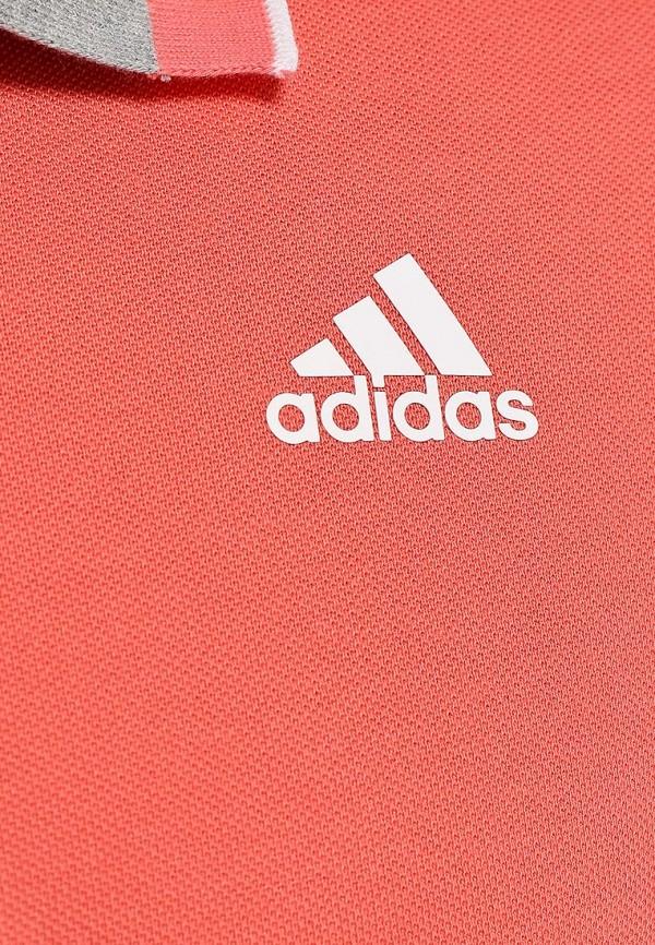 Мужские поло Adidas Performance (Адидас Перфоманс) S12887: изображение 2