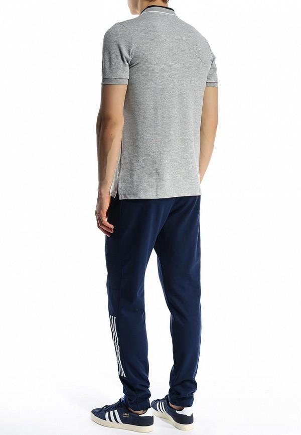 Мужские поло Adidas Performance (Адидас Перфоманс) S12888: изображение 5
