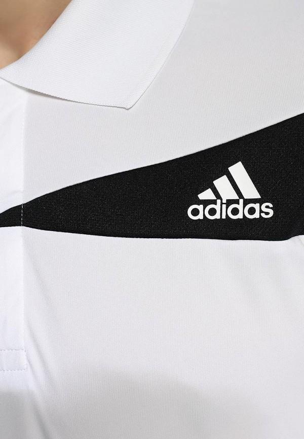 Мужские поло Adidas Performance (Адидас Перфоманс) S15704: изображение 2