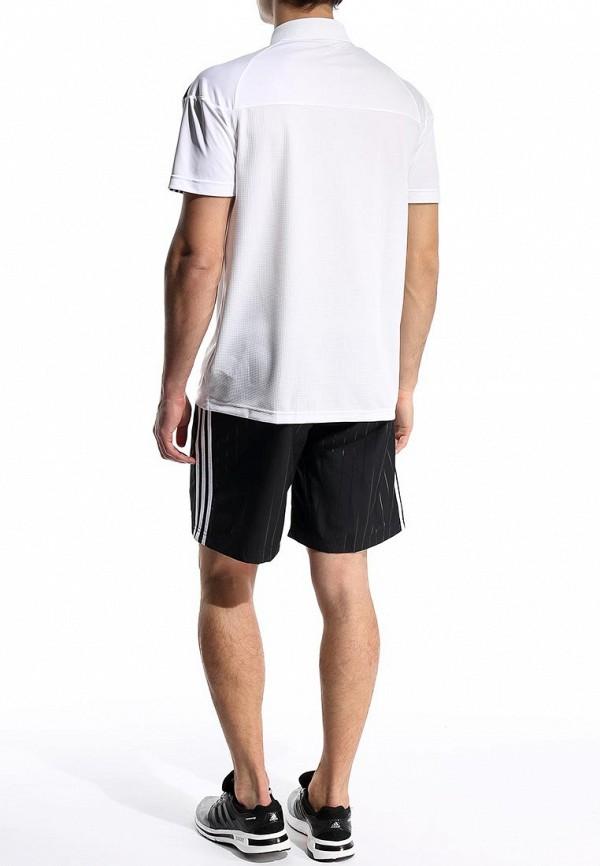 Мужские поло Adidas Performance (Адидас Перфоманс) S15704: изображение 4