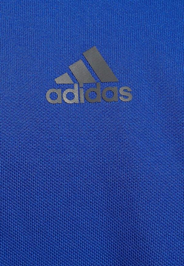 Мужские поло Adidas Performance (Адидас Перфоманс) S17636: изображение 2