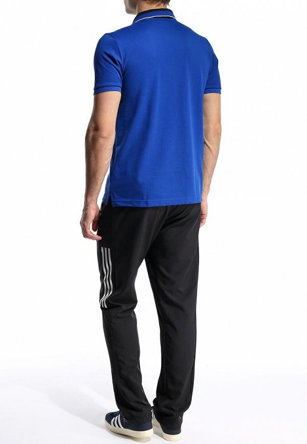 Мужские поло Adidas Performance (Адидас Перфоманс) S17636: изображение 4