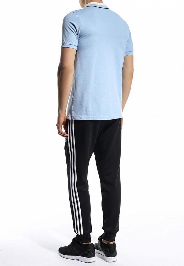 Спортивная футболка Adidas Performance (Адидас Перфоманс) S17637: изображение 4